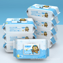 Premium Quality Pampering Baby Wipes
